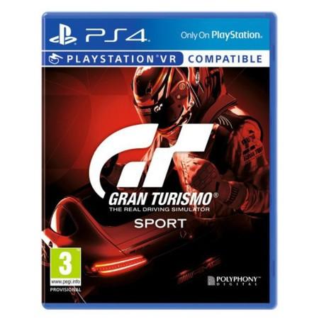 PS4: GT Sport / Gran Turismo Sport