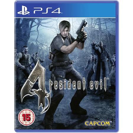 PS4:RESIDENT EVIL 4
