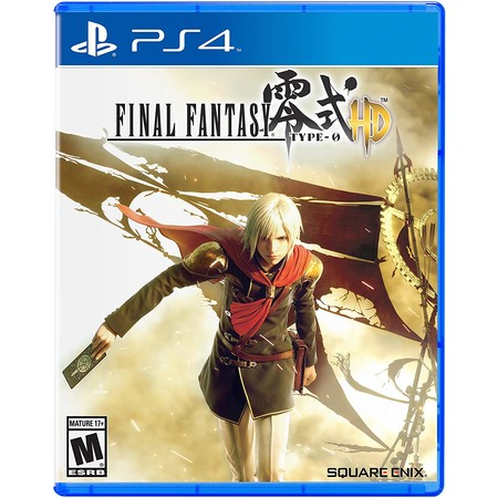 PS4 : final fantasy type