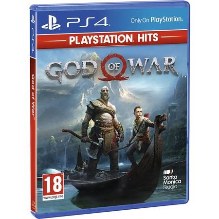 แผ่นเกมส์ PS4 : God of War