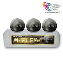 M-BLEM / Black Inox เปตอง