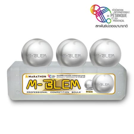 M-BLEM / Inox เปตอง