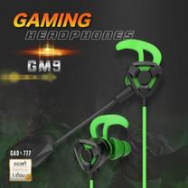หูฟังเกมมิ่ง GM9 G9 หูฟังเล่นเกม หูฟังเกม หูฟังสตรีมเกม หูฟัง ตัดเสียงรบกวน หูฟังมีไมค์ gaming headphone ของแท้