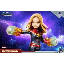 "Model Marvel's Avengers : Endgame Premium PVC ""Captain Marvel"" Figure ส่งฟรีทั่วประเทศ"