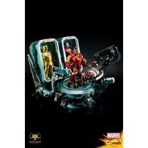 Model Iron Man Hall of Armor Set B