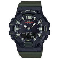 Casio HDC-700-3AV นาฬิกา Casio ผู้ชาย ของแท้ รับประกันศูนย์ไทย 1 ปี