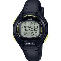 Casio LW-203-1B แบตเตอรี่ 10 ปี นาฬิกา Casio ผู้หญิง ของแท้ รับประกันศูนย์ 1 ปี