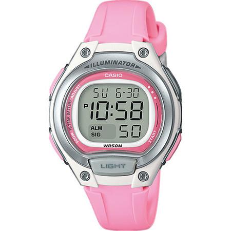 Casio LW-203-4A แบตเตอรี่ 10 ปี นาฬิกา Casio ผู้หญิง ของแท้ รับประกันศูนย์ 1 ปี