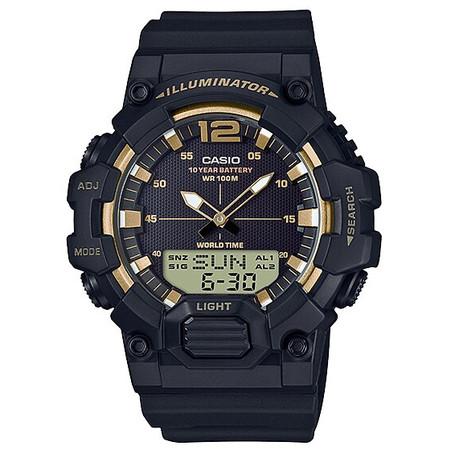 Casio HDC-700-9AV นาฬิกา Casio ผู้ชาย ของแท้ รับประกันศูนย์ไทย 1 ปี
