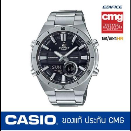 Casio Edifice Chronograph นาฬิกา รุ่น ERA-110D นาฬิกาผู้ชาย ของแท้ ประกันศูนย์ 1 ปี
