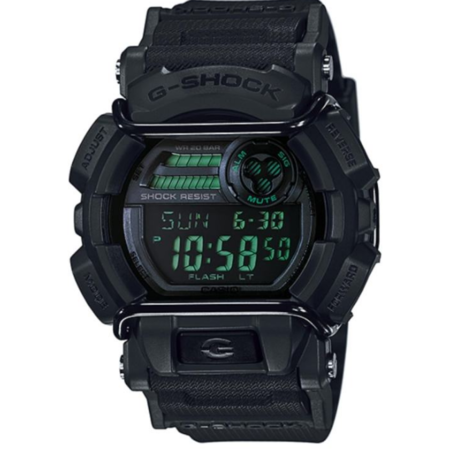 Casio G-Shock นาฬิกาข้อมือผู้ชาย รุ่น GD-400MB-1 - Black รับประกัน 1 ปี ของแท้