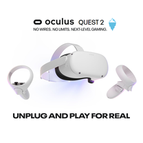 Oculus Quest 2 — Advanced All-In-One VR Gaming