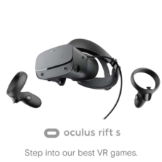 Oculus Rift S — PC-Powered VR