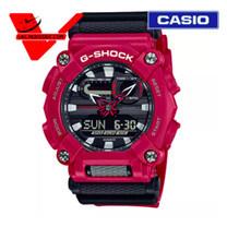 CASIO G-SHOCK GA-900-4A นาฬิกาข้อมือชาย สายเรซิ่น (ประกัน CMG ศูนย์เซ็นทรัล 1 ปี) รุ่น GA-900-4ADR #veladeedee.com