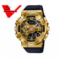 Veladeedee สินค้าใหม่ ของแท้ นาฬิกา Casio G-shock รุ่น GM-110G-1A9 ประกันศูนย์เซ็นทรัล 1ปี มีสติ๊กเกอร์ CMG ที่ฝาหลังนาฬิกา