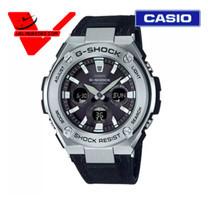 Veladeedee นาฬิกา Casio G-shock G-STEEL นาฬิกาข้อมือชาย (ประกัน CMG) สายผ้าสายหนังทนทาน รุ่น GST-S130C-1A
