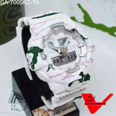 นาฬิกา Casio G-shock (ประกันCMG) Limited Edition ซีรีส์การร่วมมือฉลองครบรอบ 35 ปี รุ่น GA-700SKZ-7A