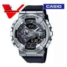 Veladeedee สินค้าใหม่ ของแท้ นาฬิกา Casio G-shock รุ่น GM-110-1A ประกันศูนย์เซ็นทรัล 1ปี มีสติ๊กเกอร์ CMG ที่ฝาหลังนาฬิกา