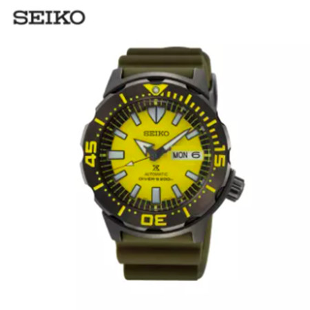 นาฬิกา Seiko Prospex Monster SRPF35K AUTOMATIC MEN WATCH ASIA SPECIAL EDITION MODELรุ่น SRPF35K1