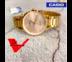 นาฬิกา Casio แท้ 100% (ประกัน CMG ศูนย์เซ็นทรัล 1 ปี) นาฬิกาผู้หญิง สีทองหน้าปัดสีชมพู รุ่น LTP-VT01G-4B Veladeedee.com