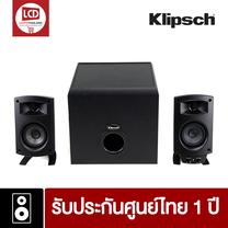 Klipsch ProMedia 2.1 BT Computer Bluetooth Speaker ดำ