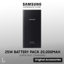 SAMSUNG 25W Battery Pack 20,000mAh
