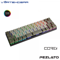 Vortexgear CORE RGB Keyboard Silent Red MX SW