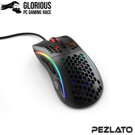 Glorious Model D- Minus Gaming Mouse Matte Black (ดำด้าน)