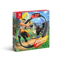 RINGFIT​ ADVENTURE​ (JP/Hk) เปลี่ยนภาษาได้​ FOR​ NINTENDO​ SWITCH​