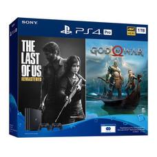 เครื่อง PS4 PRO 1TB GOD OF WAR+THE LAST OF US