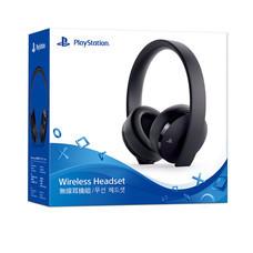 หูฟัง PS4 NEW GOLD WIRELESS HEADSET