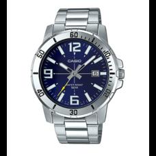 นาฬิกาผู้ชาย Casio Analog รุ่น MTP-VD01D-2B