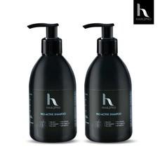 Hair2Pro  Pro-Active Shampoo แชมพูลดผมร่วง 2 ชิ้น (DS)