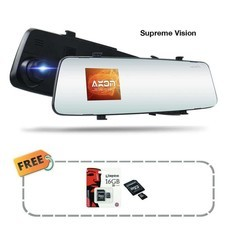Axon กล้องกระจกติดรถยนต์ รุ่น Supreme Vision ฟรี Micro SD Card