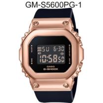 นาฬิกา Casio G-Shock Mini GM-S5600 Series 1ปี CMG สำหรับผู้หญิง รุ่น GM-S5600PG-1
