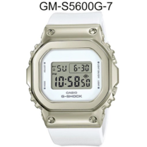 นาฬิกา Casio G-Shock Mini GM-S5600 Series 1ปี CMG สำหรับผู้หญิง รุ่น GM-S5600G-7