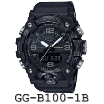 นาฬิกาG-SHOCK รุ่นGG-B100-1B SERIES ของแท้100%ประกันศูนย์ไทย1ปี