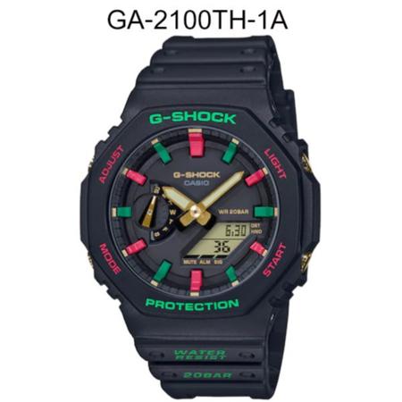 GA-2100TH-1A SERIES G-SHOCK )ประกันศูนย์ไทย1ปี