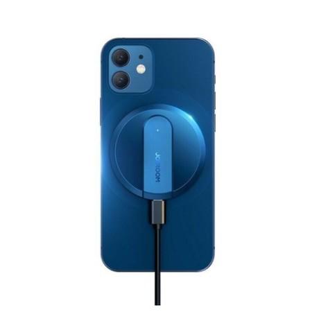 Joyroom JR A28 MagSafe 15W สำหรับ iPhone 12 แท่นชาร์จไร้สายระบบแม่เหล็กไฟฟ้า