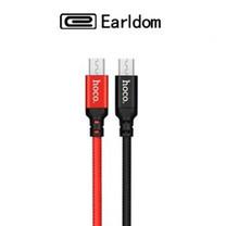 EARLDOM X14 ของแท้ สายชาร์จ 2เมตร สำหรับ Micro USB
