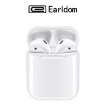 Earldom หูฟังไร้สาย i12 TWS ทัสกรีน Bluetooth 5.0 เปิดและเชื่อมต่ออัตโนมัติ
