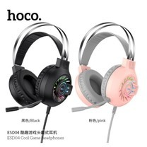 Hoco รุ่น ESD04 Gaming Headset 7.1 Virtual Surround หูฟังเกมมิ่ง พร้อมไมโครโฟน