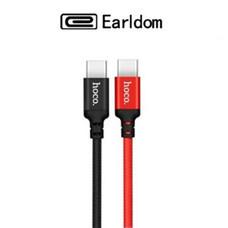 EARLDOM X14 ของแท้ สายชาร์จ 2เมตร สำหรับ Type C