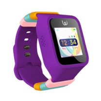 Waffle 3G (Purple) นาฬิกาสำหรับเด็ก