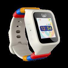 Waffle 3G (White) นาฬิกาสำหรับเด็ก