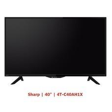 SHARP 4K Smart TV รุ่น 4T-C40AH1X Youtube+Bluetooth LED TV ขนาด 40