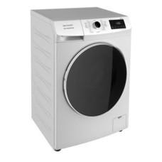 SHARP เครื่องซักผ้าฝาหน้า รุ่น ES-FWX812W 8 KG.ฟรี!ขาตั้ง (ส่งเฉพาะในเขตกรุงเทพฯและปริมณฑล)