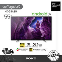 "Sony รุ่น KD-55A8H (55"") Android TV 