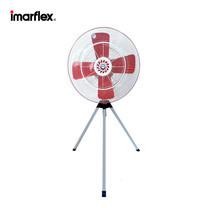 Imarflex พัดลมอุตสาหกรรม ขนาด 24 นิ้ว ใบเหล็ก 4 ใบพัด รุ่น IF-F600