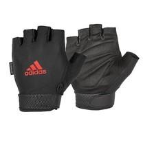 Adidas ถุงมือ Essential Adjustable (สีแดง) 1 คู่
